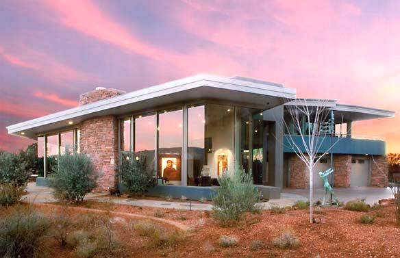 Southwest architecture southwest architecture glamorous for Sedona architects